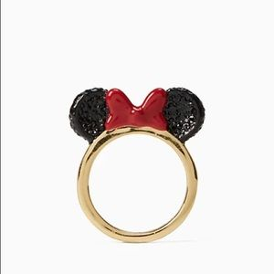 Kate Spade x Minnie Mouse Ring
